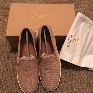 Joie Kidmore slip on shoe-Nude color.  New!